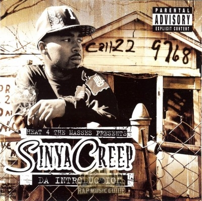 Sinya Creep - Da Introduction