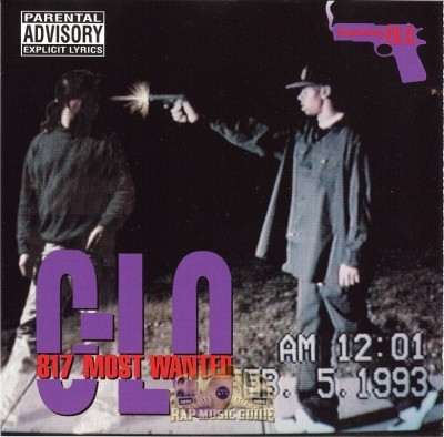 C-Lo - 817 Most Wanted
