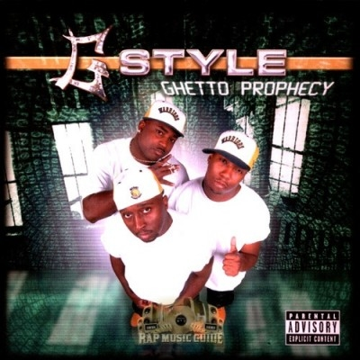 G-Style - Ghetto Prophecy