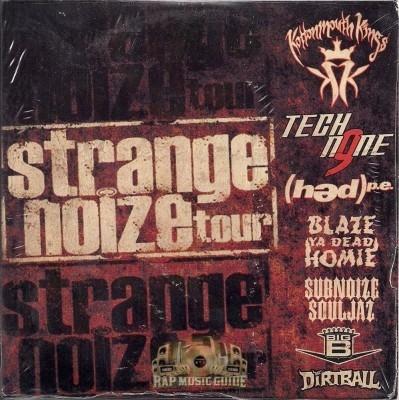 Tech N9ne - Strange Noize Tour