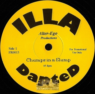 Illa-Dapted - Chumps In A Slump