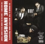 DJ Rah2K & The Mixtape Mob Present - Home Invasion The Mixtape: Hosted By Nump