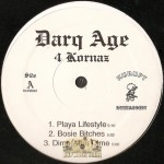 Darq Age - 4 Kornaz EP