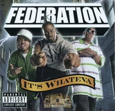 Federation - It's Whateva