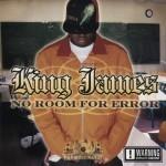 King James - No Room For Error
