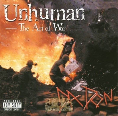 Da Don - Unhuman - The Art Of War