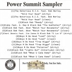 Bad Boy Entertainment - Power Summit Sampler
