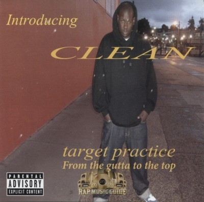 Clean - Target Practice From The Gutta To The Top