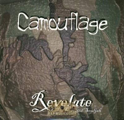 Revelate Tha Kreated Souljah - Camouflage