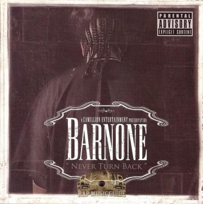 Barnone - Never Turn Back