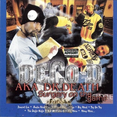 Deco-D - Surgery On Tha Game