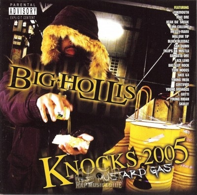 Big Hollis - Knocks 2005: The Mustard Gas