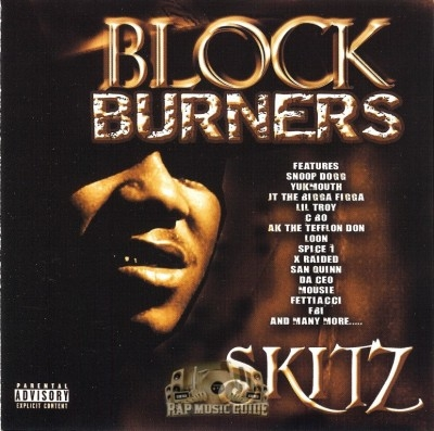 Skitz - Block Burners