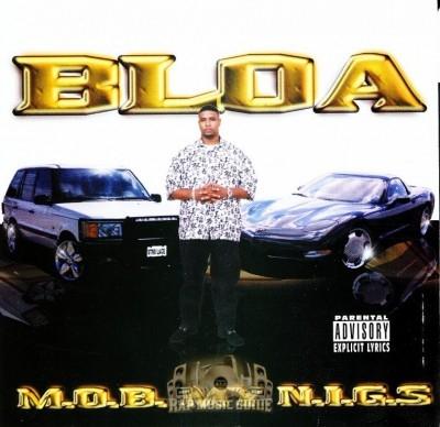 Meechie aka BLOA - M.O.B. My N.I.G.S