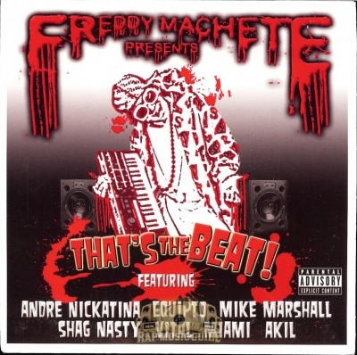 Freddy Machete - That's The Beat!