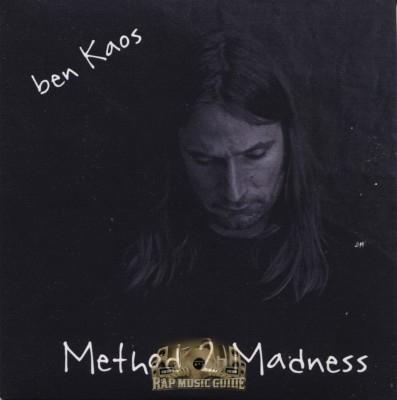 Ben Kaos - Method 2 Madness