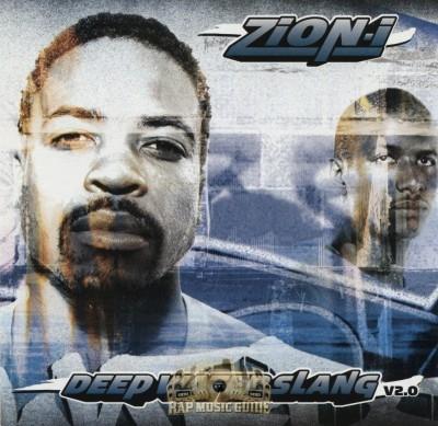 Zion I - Deep Water Slang