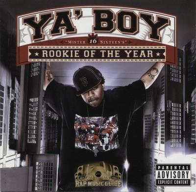 Ya' Boy - Rookie Of The Year