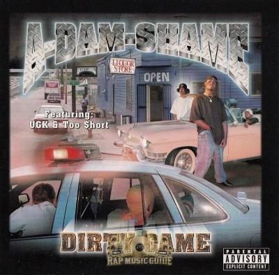 A-Dam-Shame - Dirty Game