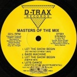 Masters Of The Mix - Let The Show Begin