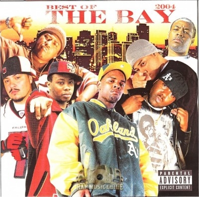 Best Of The Bay - Best Of The Bay 2004