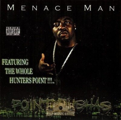 Menace Man - Point Pushas