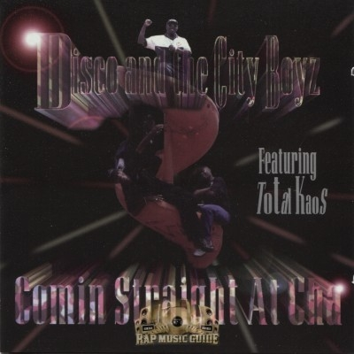 Disco And The City Boyz - Comin Straight At Cha