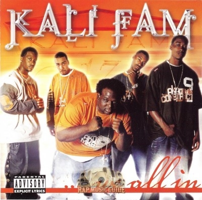 Kali Fam - We All In