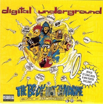 Digital Underground - The Body-Hat Syndrome