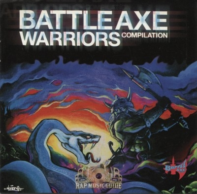 Various Artists - Battleaxe Warriors