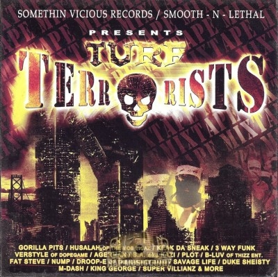 Turf Terrorists - Turf Terrorists