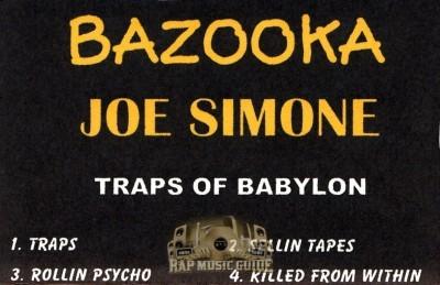 Bazooka Joe Gotti - Traps of Babylon