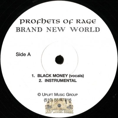 Prophets Of Rage - Black Money / Suicidal