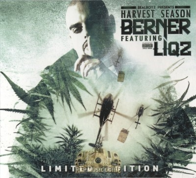 Berner Featuring Liqz - Harvest Season