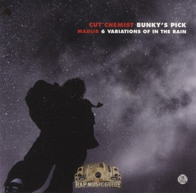 Cut Chemist + Madlib - Bunky's Pick + 6 Variations Of In The Rain