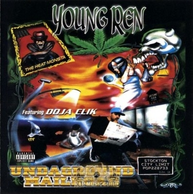 Young Ren - Undaground Mailroad