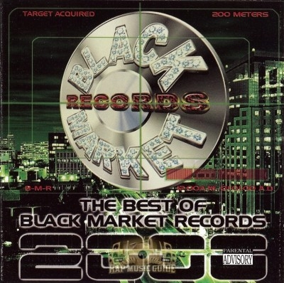 Various Artists - The Best Of Black Market Records 2000