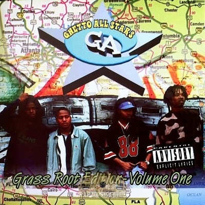 Ghetto All Stars - Grass Root Edition