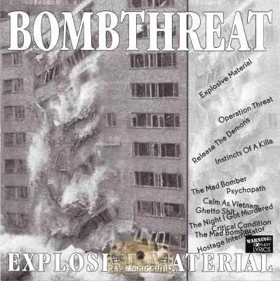 Bombthreat - Explosive Material