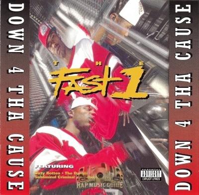 The Fast 1 - Down 4 Tha Cause