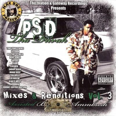 P.S.D. - Mixes & Renditions Vol. 3