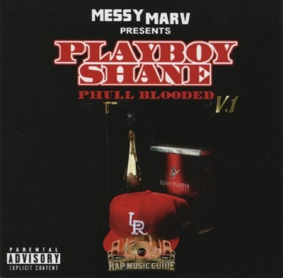 Playboy Shane - Phull Blooded V.1