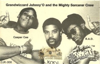 Grandwizzard Johnny'O - And The Mighty Sorcerer Crew