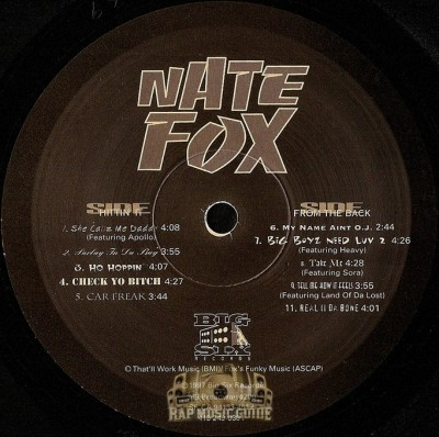 Nate Fox - Hittin' It From The Back