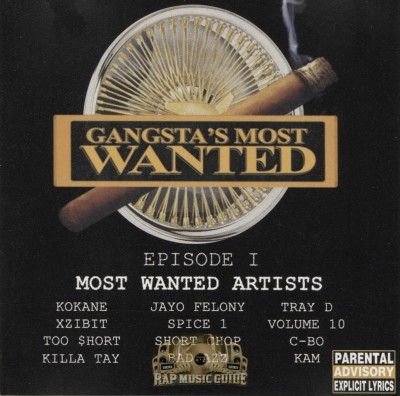 Gangsta's Most Wanted - Episode 1