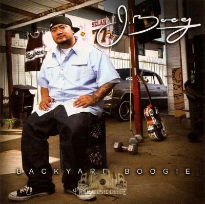 J Boog - Backyard Boogie