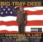 Big Tray Deee - The General's List