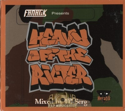 Fanatik Presents - Heavy Off The Ricter