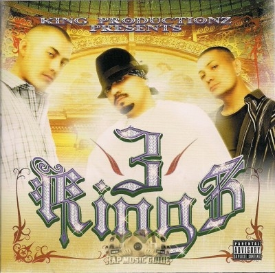 King Productionz Presents - 3 Kings