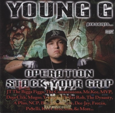 Young G Presents - Operation Stack Your Grip
